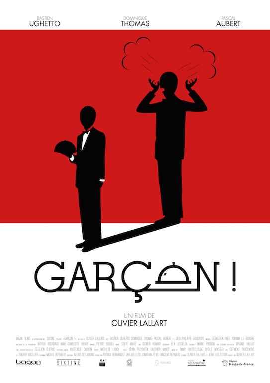 GARCON AFFICHE